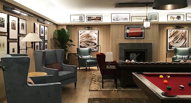 Shephard Lounge